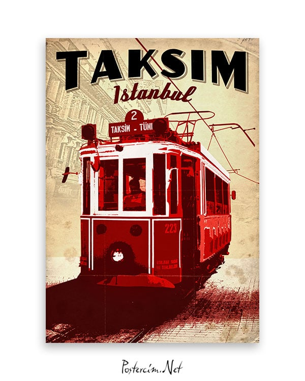 Taksim-Tramvay-Posteri-3