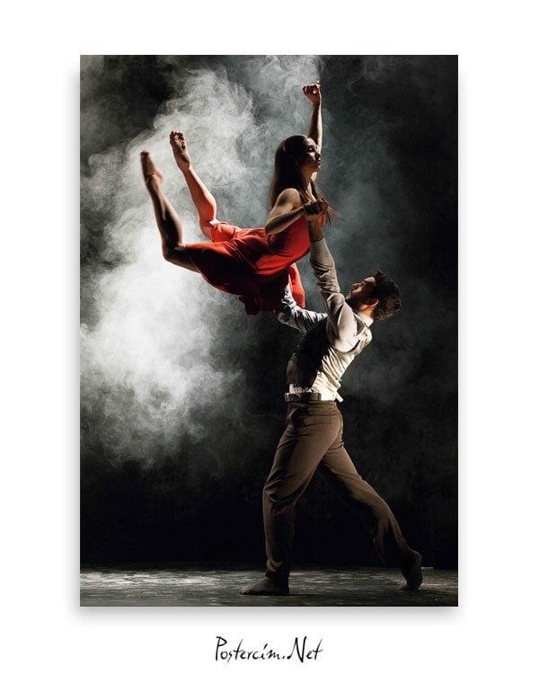 Tango dans posteri al