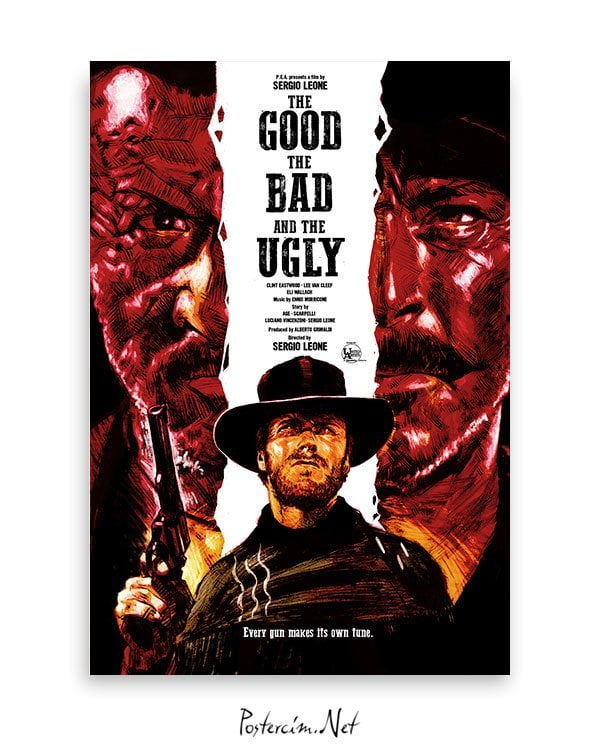 The-Good,-the-Bad-and-the-Ugly—İyi,-Kötü-ve-Çirkin-posteri-2