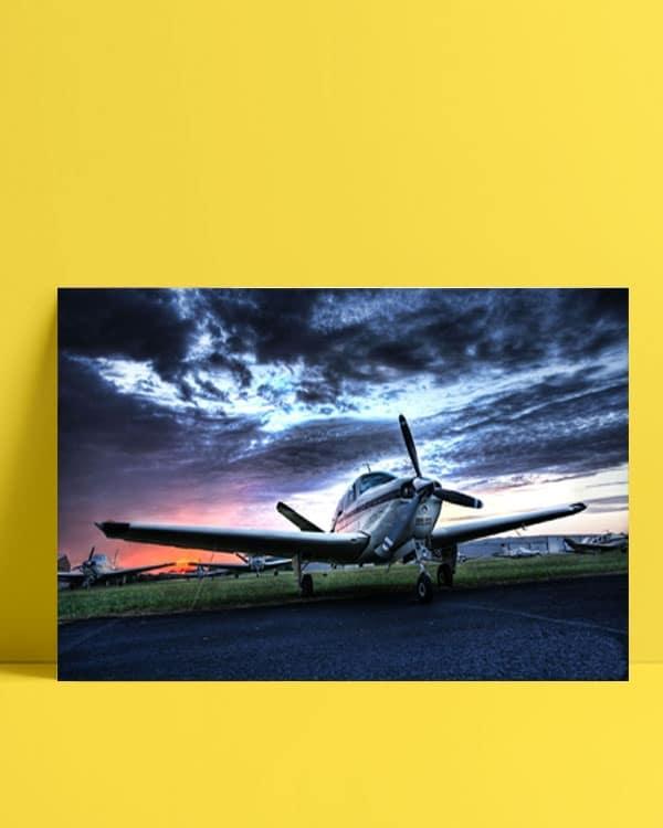 Uçak posteri al