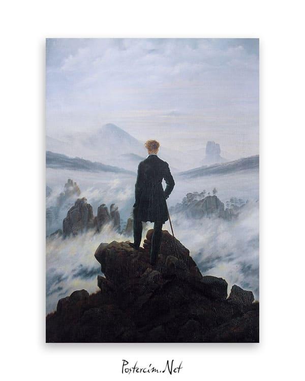 Wanderer-above-the-Sea-of-Fog-Bulutların-üzerinde-yolculuk-posteri-1