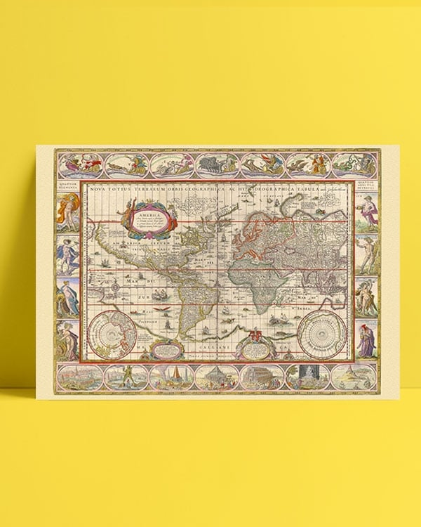 amerikan-kitasi-harita-afis-satin-al