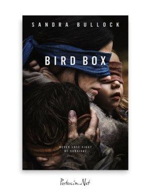 birdbox sandra bullock posteri satın al