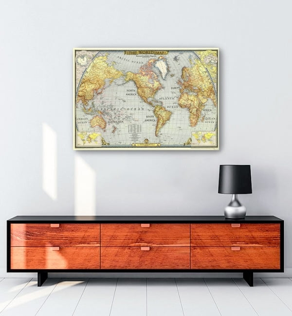 dunya-haritasi-art-kanvas-tablo-satin-al