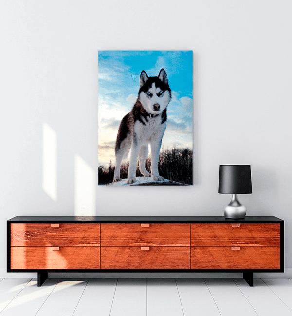 husky-kopek-kanvas-tablo-satin-al