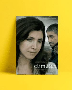 Climates film afiş satın al