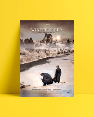 winter sleep film afişi satın al