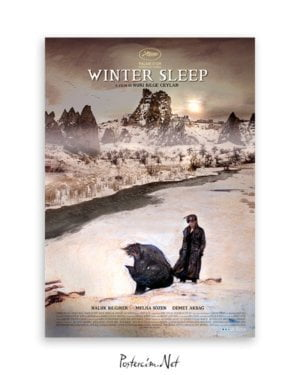 winter sleep film posteri satın al