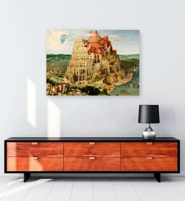 pieter-brueghel-the-tower-of-babel-kanvas-tablo