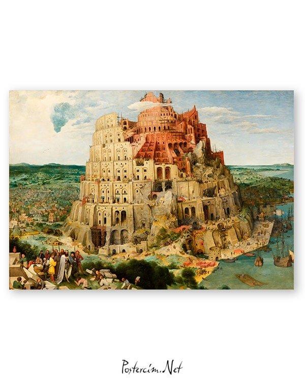 pieter-brueghel-the-tower-of-babel-poster