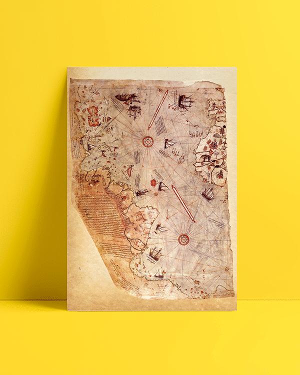 piri-reis-harita-afis-satin-al