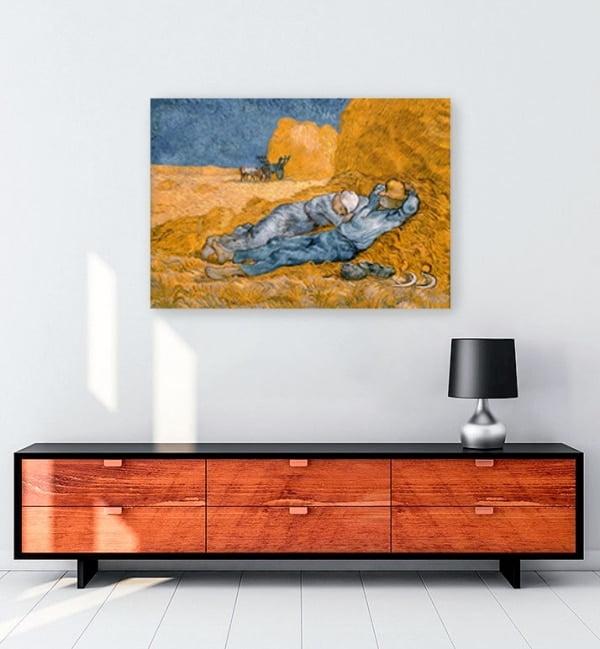 van-gogh-the-siesta-kanvas-tablo-satin-al