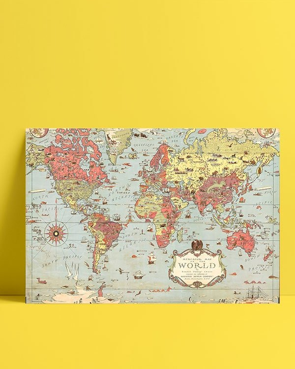 vintage-dünya-haritası-1