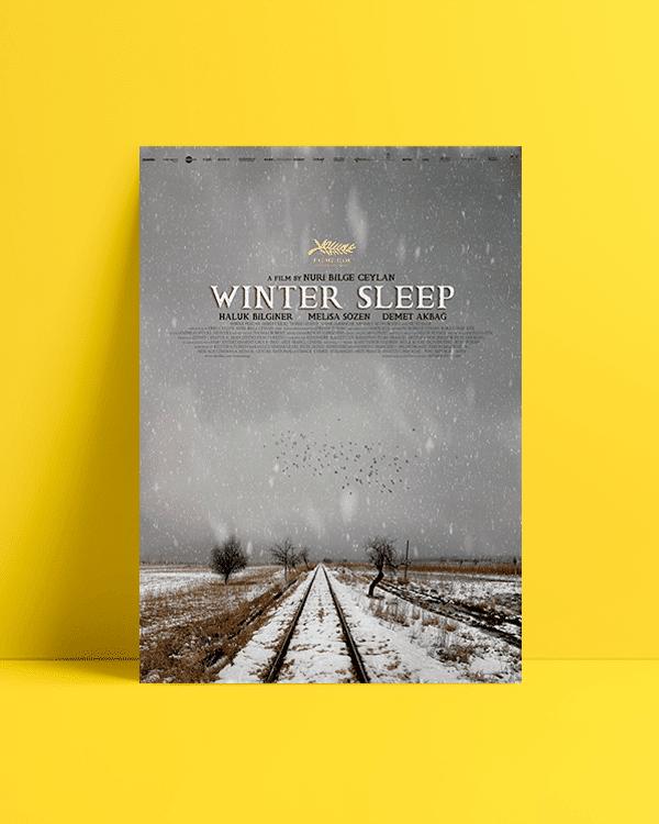 kış uykusu film posteri satın al
