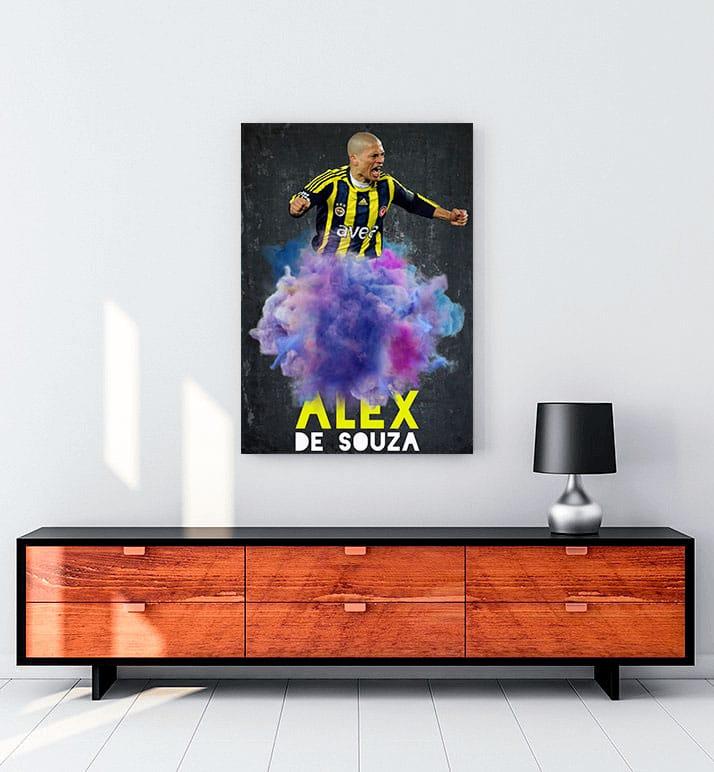 Alex de Souza posteri al