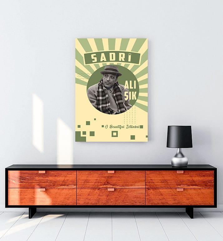 Sadri Alışık Posteri al