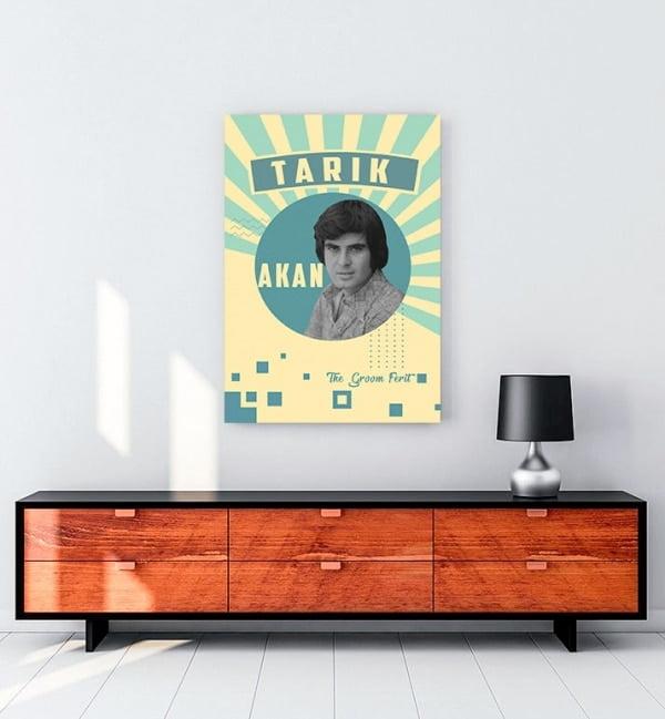 Tarık Akan - Damat Ferit Posteri al