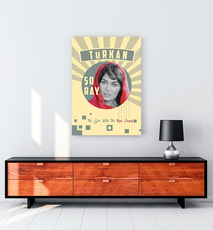 Türkan Şoray Posteri al
