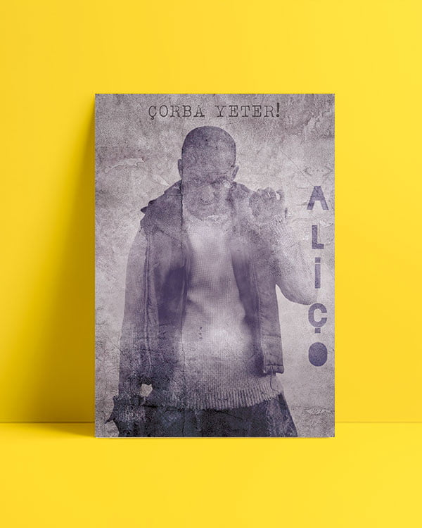Aliço - Çukur Dizisi Posteri al