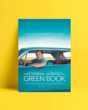yeşil rehber film afiş