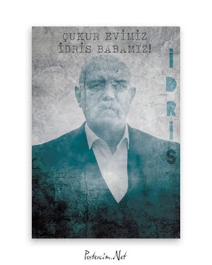 İdris Koçovalı - Çukur Dizisi Posteri al