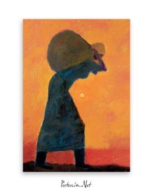 Nuri İyem - Tarladan Dönüş tablosu