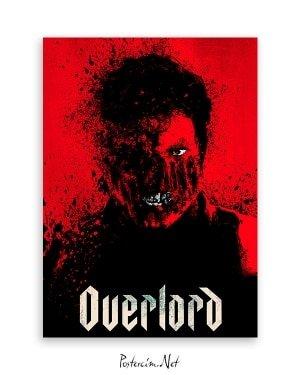overlord operasyonu film poster satın al
