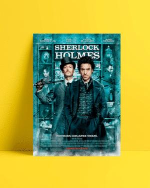 Sherlock Holmes Afiş