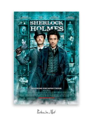 Sherlock Holmes posteri
