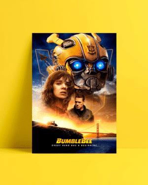 Bumblebee afiş