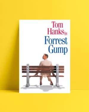 Forrest Gump Afiş