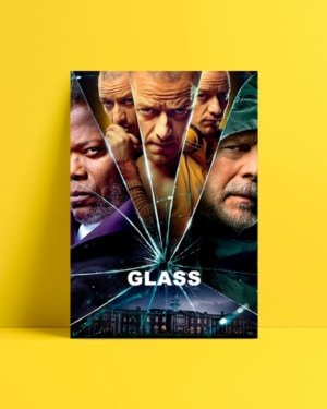 Glass afiş