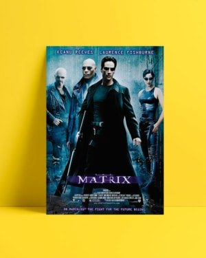Matrix 1999 Afiş