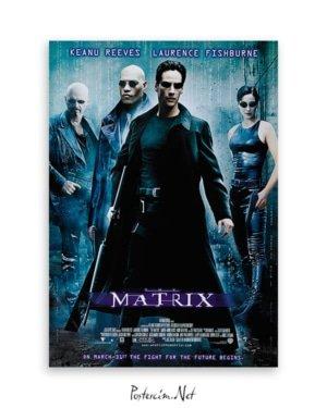Matrix 1999 Poster