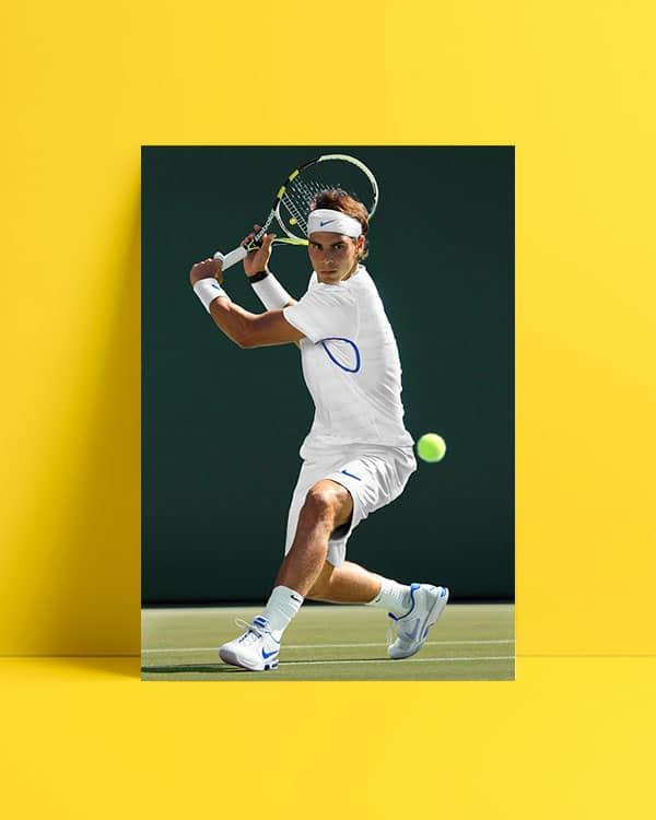 Rafael Nadal Afiş