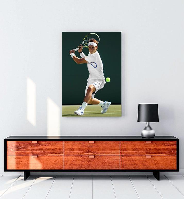 Rafael Nadal Kanvas Tablo