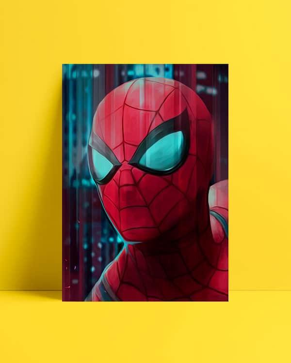 Örümcek Adam Afiş