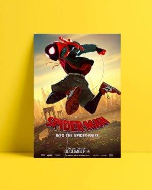 Spider-Man: Into the Spider-Verse afiş