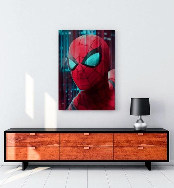 spider-man-kanvas-tablo-satin-al