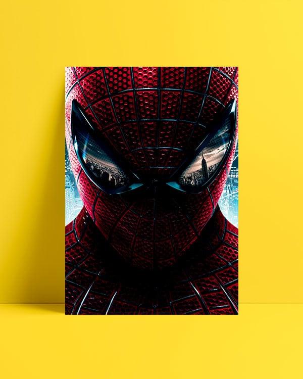 Spider-man afiş