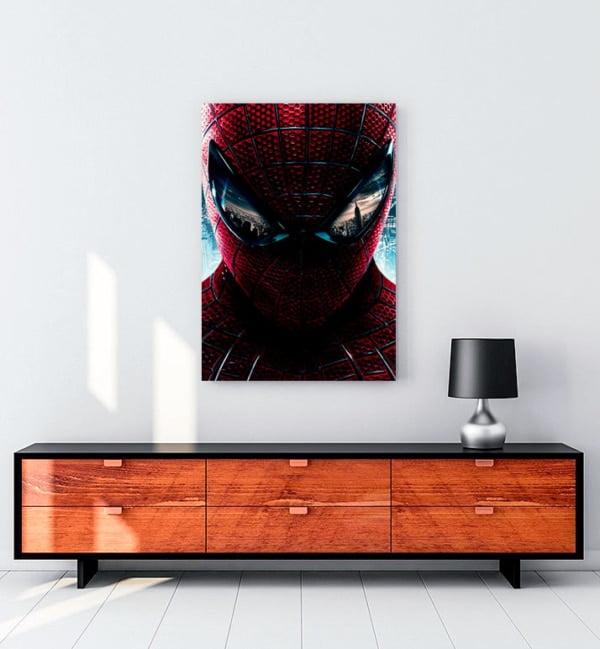 spider-man kanvas tablo