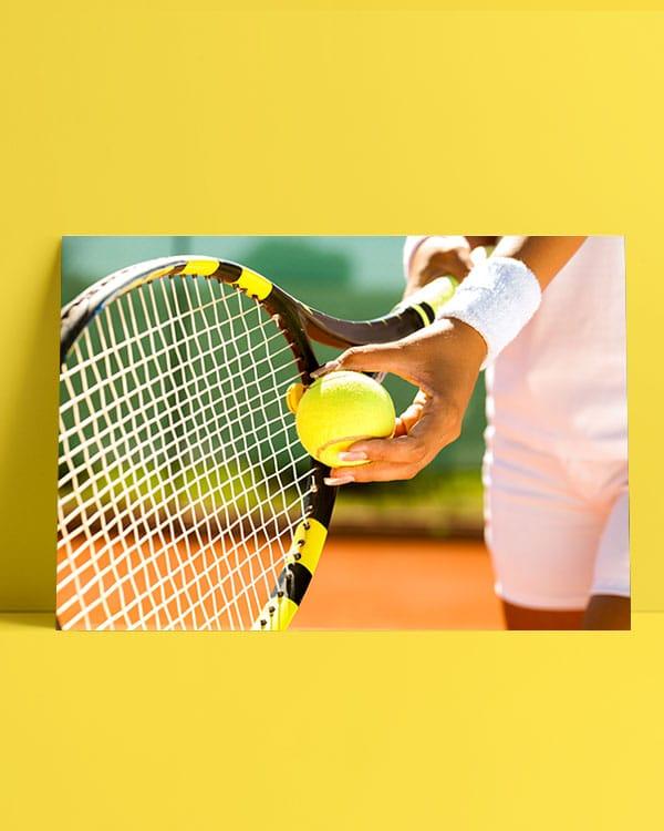 Tenis Afiş