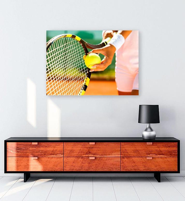 Tenis Kanvas Tablo