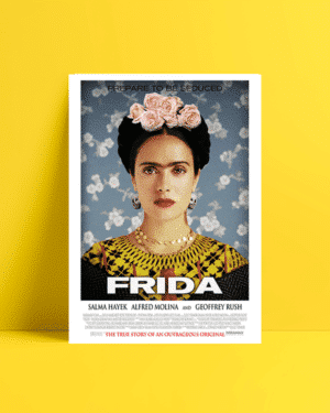 frida 2002 film afişi