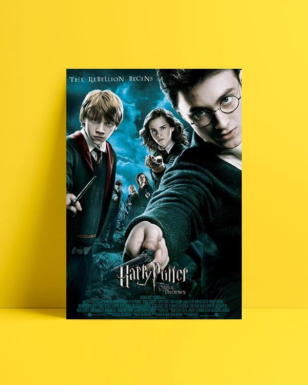 Harry Potter ve Felsefe Taşı afiş
