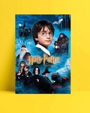 Harry Potter ve Felsefe Taşı Film Afişi