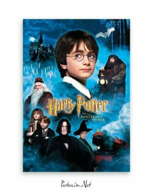 Harry Potter ve Felsefe Taşı Film Posteri