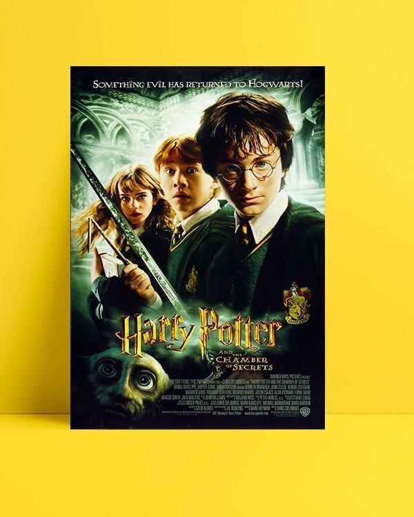 Harry Potter ve Sırlar Odası Afişi