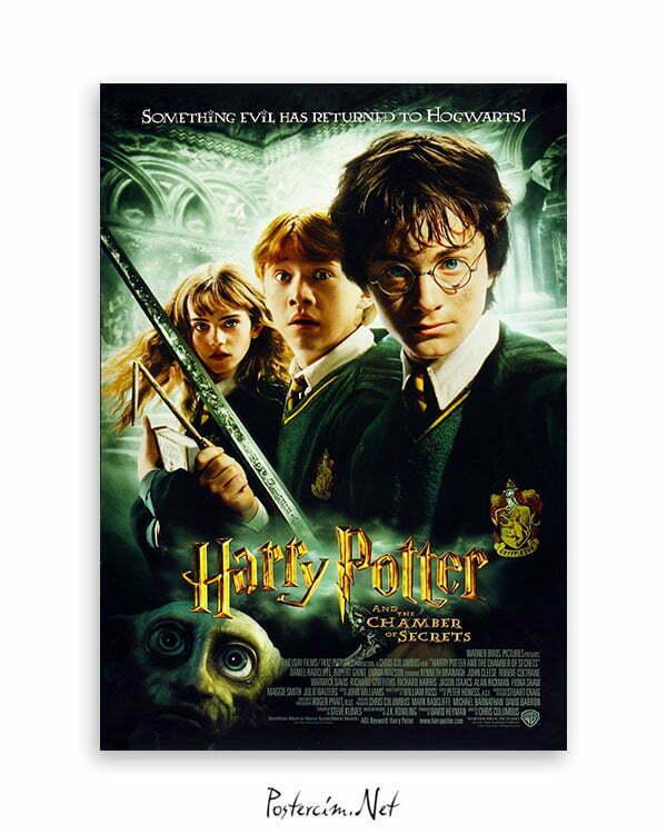 Harry Potter ve Sırlar Odası Film Posteri