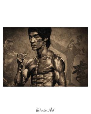 Bruce Lee Posteri afişi